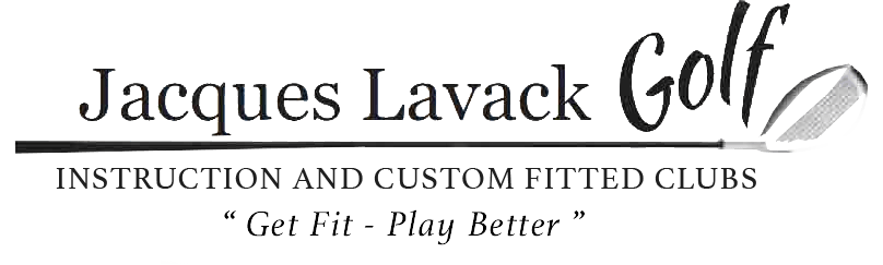 Jacques Lavack Golf  - The Club Maker