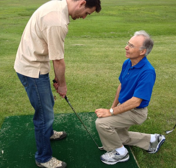 Group Golf Lessons with Vine Multimedia