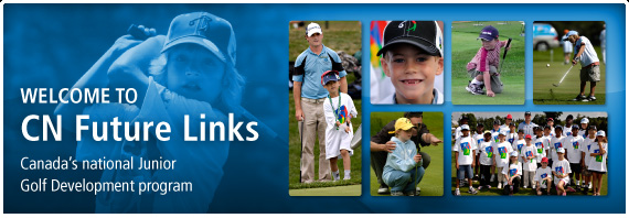 Junior Golf – Future Links Program