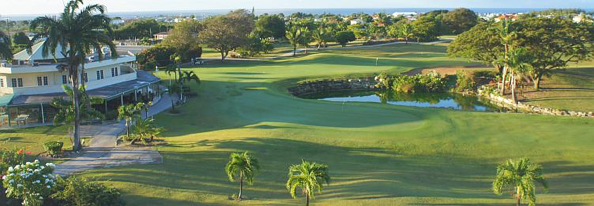 Barbados Golf & Relaxation