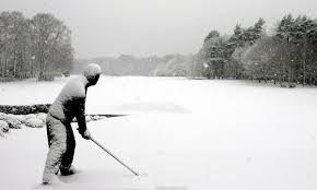 Winter Practice Tips